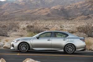 Lexus Gs 2016 2016 Lexus Gs F Test Review Motor Trend