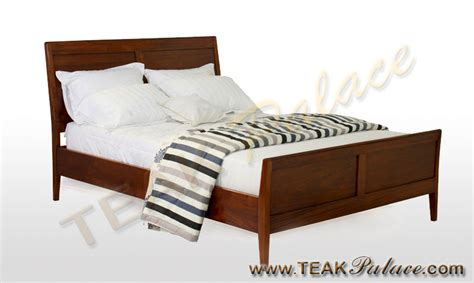 Tempat Tidur No 1 dipan murah minimalis kayu jati ruang tidur murah