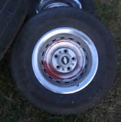 1957 Chevy Truck 6 Lug Wheels Chevy Engine Ring Chevy Free Engine Image For User