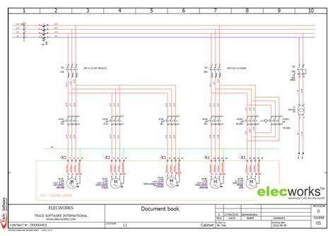 electrical circuit diagram drawing wiring diagram