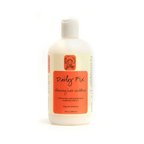 Detox For Hair by Daily Fix Cleansing Hair Conditioner Hair Library