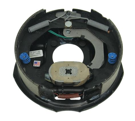 10 quot electric trailer brake assembly right 3 500