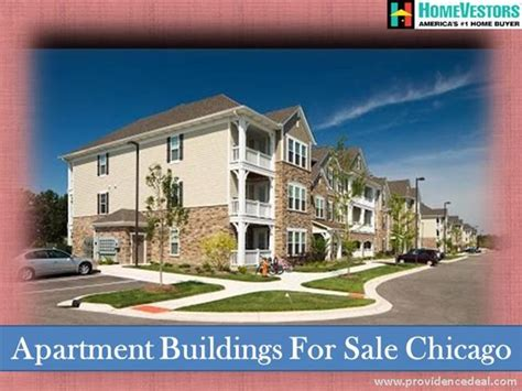 Apartment In Chicago For Sale Apartment Buildings For Sale Chicago Authorstream