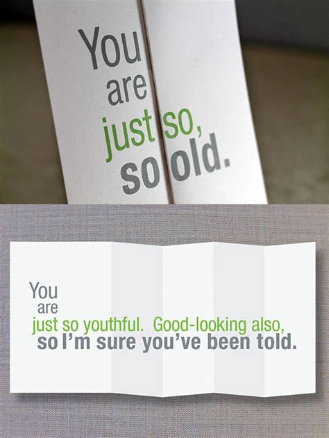Creative Birthday Cards Creative Yet Funny Greeting Cards That Look Offensive At First