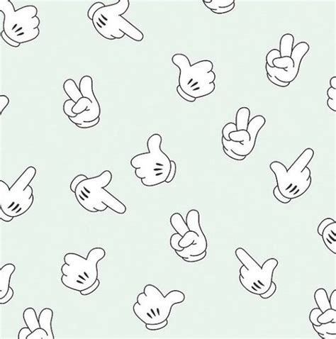 background pattern mickey pastel hand prints and patterns on pinterest