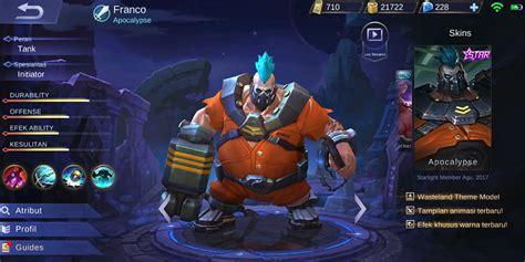 Kaos Mobile Legend Akai Panda Warrior F 8 Arena Of Valor Dan Mobile Legends Yang Mirip Bagus