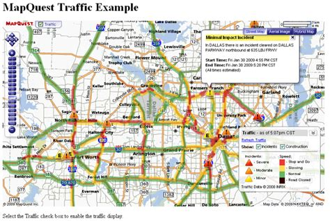 map guest technical overview mapquest winwaed
