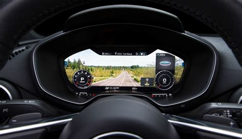 dashboard car outdated car dashboards will soon look like smartphone