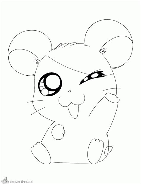 baby hamster coloring pages free coloring pages of cartoon hamsters