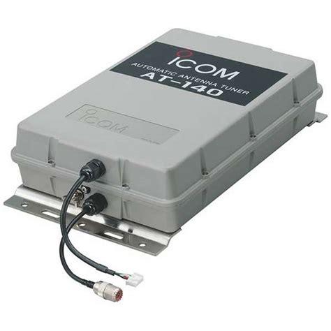 icom at 140 hf automatic antenna tuner