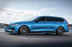 Volvo Polestar Wagon 2016 Volvo V60 Polestar The Wagon Of Them All
