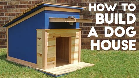 how to make a dog house cool in summer diy greenhouse modern builds