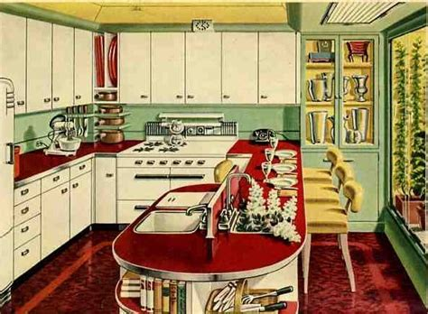 Nostalgic Kitchen Decor by Retro Kitchen Products And Ideas Retro Renovation