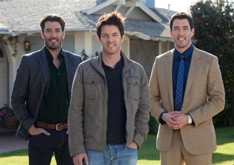 be on property brothers the property brothers actually have another brother