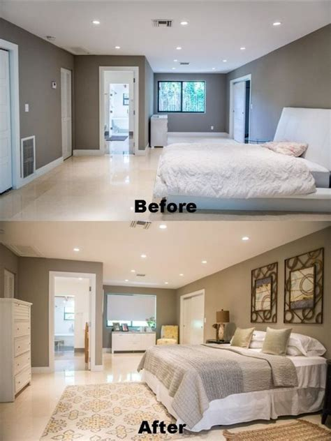 bedroom staging staging before and after pictures of this bedroom at 3025
