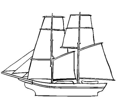 dessin bateau egyptien coloriage de voilier pour colorier coloritou