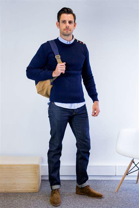 casual c le style casual chic homme c est un vieux concept remis au