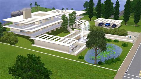 custom dream home com sims 3 modern dream crib by ramborocky on deviantart