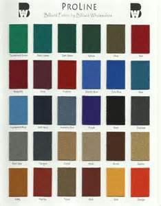 line x colors felt colors