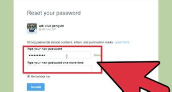 how to reset your tweetdeck password how to use twitter with cheat sheet wikihow