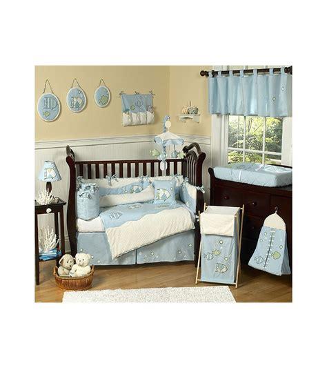 sweet jojo designs go fish 9 crib bedding set