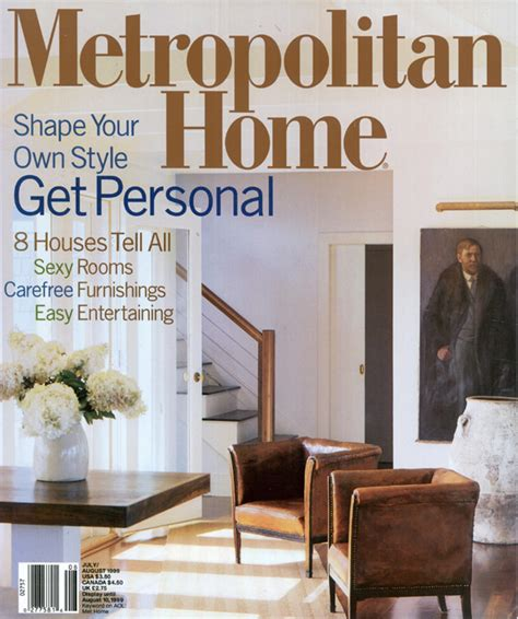 metropolitan home metropolitan home home peep show july august 1999