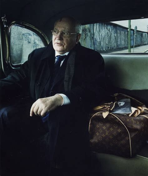 The Mikhail Gorbachev And Louis Vuitton by Mikhail S Gorbachev Louis Vuitton And Murder Of