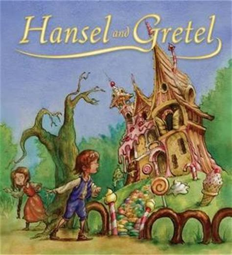 hansel and gretel picture book hansel and gretel by amanda askew