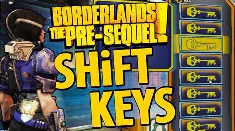 borderlands the pre sequel shift codes gamesradar borderlands the pre sequel shift keys codes youtube