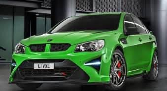 Vauxhall Maloo For Sale Uk Carscoops Vauxhall Vxr8
