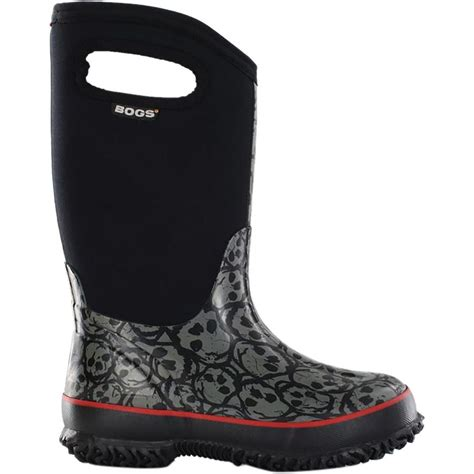 bogs snow boots bogs skulls boot boys backcountry