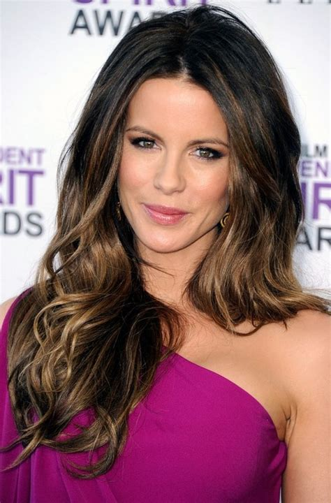 brunette actresses 2015 top 22 kate beckinsale hairstyles pretty designs