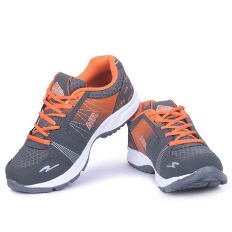 comfortable running shoes for men buy leedas comfortable and trendy grey orange running