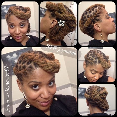 short dread pin downs and pin ups 1361 best loc styles images on pinterest natural
