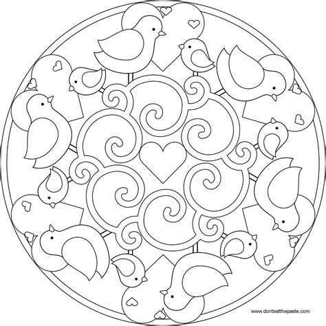 mandala coloring pages for preschoolers mandala pictures to color the other theme of coloring page