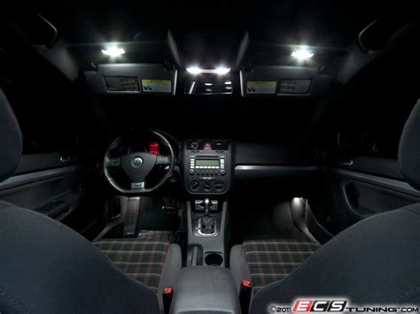 how cars run 2009 volkswagen gli interior lighting ecs news ziza led lighting kits for volkswagen mkv golf