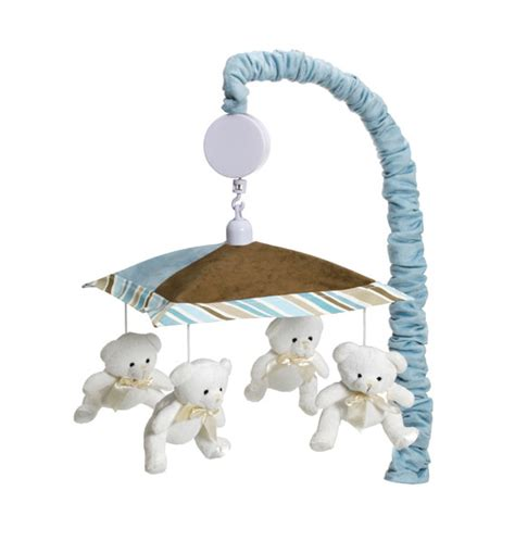 Baby Boy Crib Mobile by Bears And Bows Related Keywords Bears And Bows