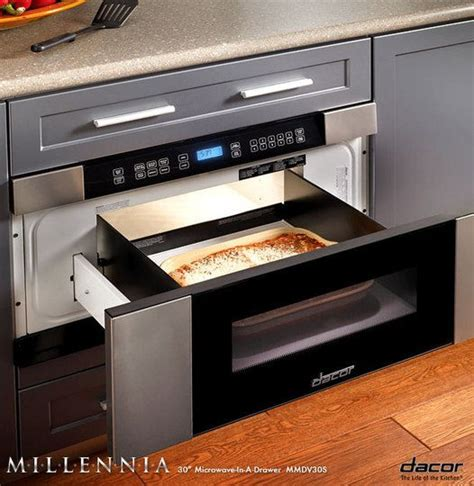 dacor millennia microwave in a drawer for the home