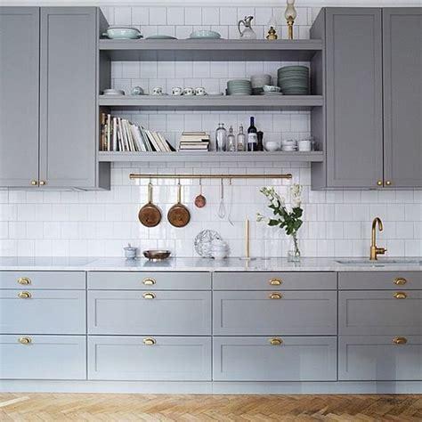 Kitchen Simplicity by Best 25 Blue Grey Kitchens Ideas On Grey