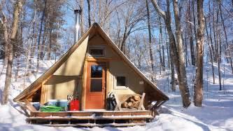 semi permanent tent