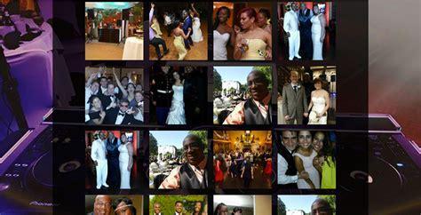 Website Design Inspiration: Best Wedding DJ Websites
