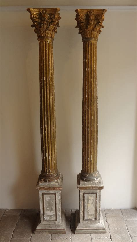 Decorative Wood Columns by Easy Way To Choose Decorative Columns The Home