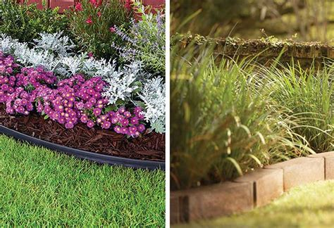 garden edgers 37 creative lawn and garden edging ideas