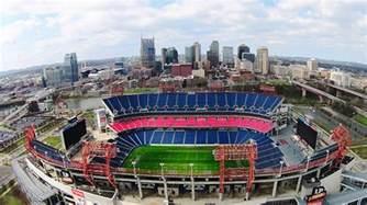Nissan Stadium Capacity Nissan Stadium Aerial Tennessee Stadiums