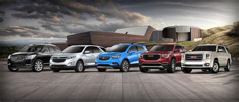 Chevrolet Lineup For 2020 by Gm Suv Lineup Chevrolet Silsbee Tx