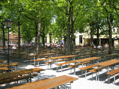 Paulaner Biergarten München Englischer Garten by Liste M 252 Nchner Bierg 228 Rten