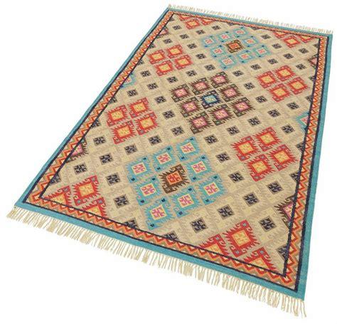 teppiche wolle modern kelim teppiche kaufen otto