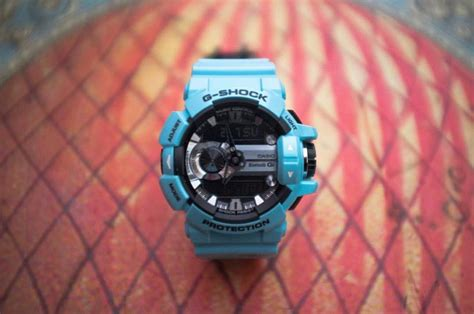 Gshock Gba 400 Blue Navy g shock ga 400 gba 400 g mix 2 casio news parts