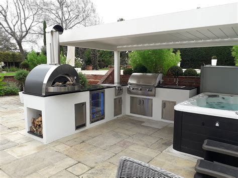 innovative outdoor kitchen buildings   london essex group