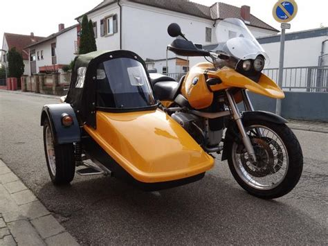 Motorrad Gespann Gebraucht Bmw by Gespann Bmw R1150 Gs Mit Trip Teq Heeler Seitenwagen In